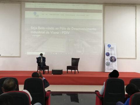Pólo de Viana coloca indústrias nacionais abertas ao mundo