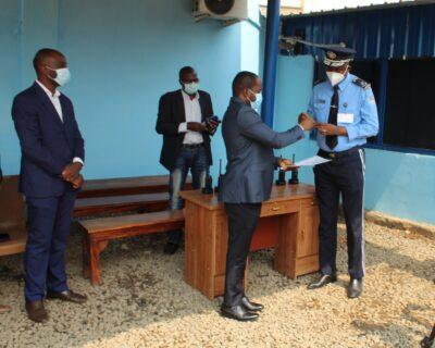 PDIV reforça segurança com a oferta de meios à Polícia